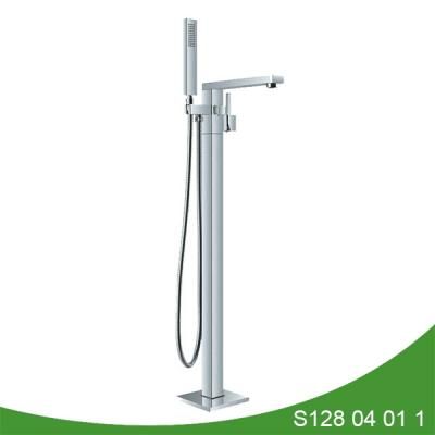 upc floor mount bathtub faucet