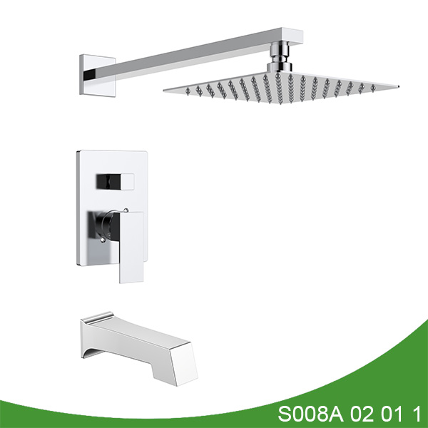 Two function shower faucet S008A 02 01 1