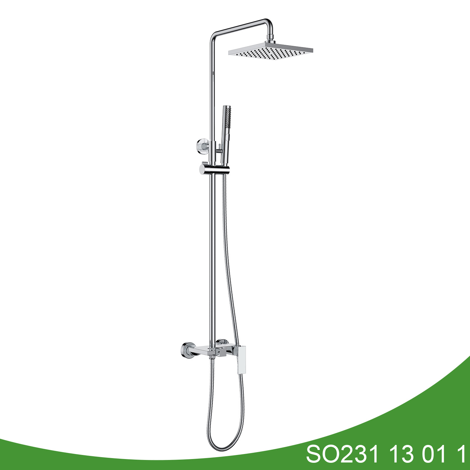 3 function exposed shower set SO231 13 12 1