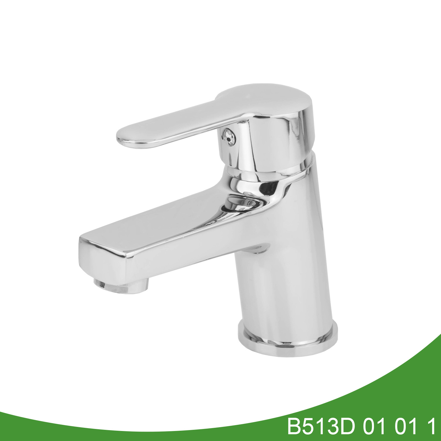Single handle basin tap B513D 01 01 1