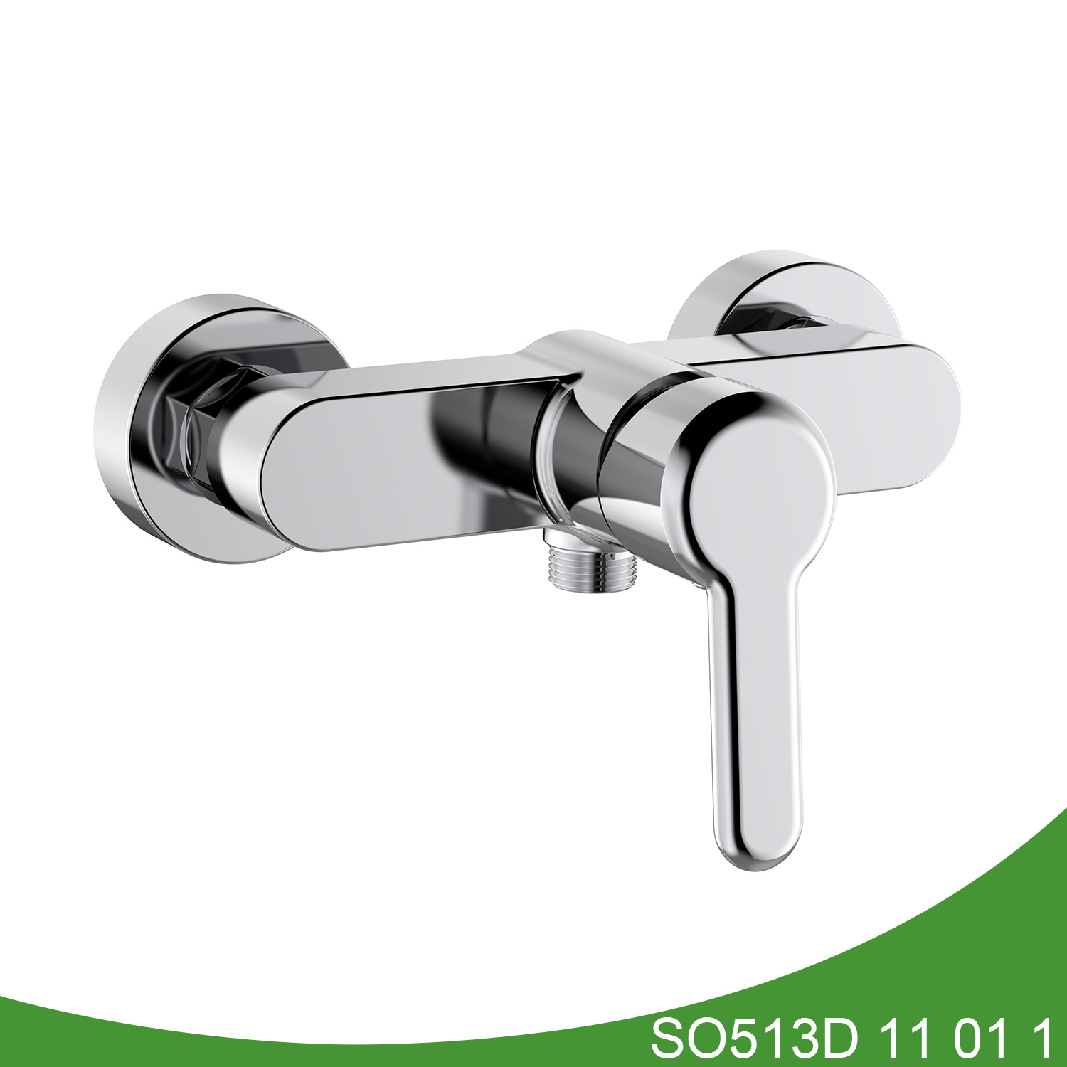 Wall mount shower mixer SO513D 11 01 1