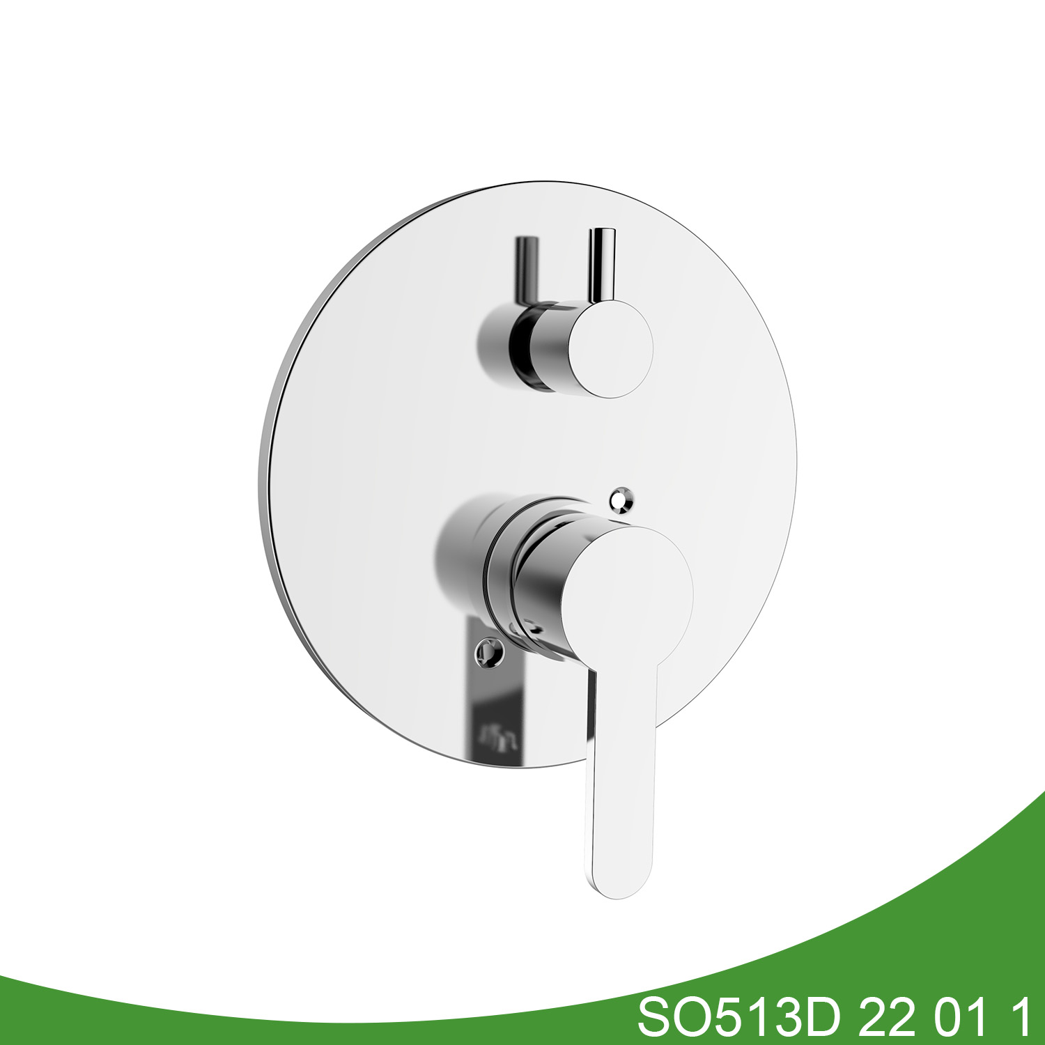 Concealed shower mixer SO513D 22 01 1