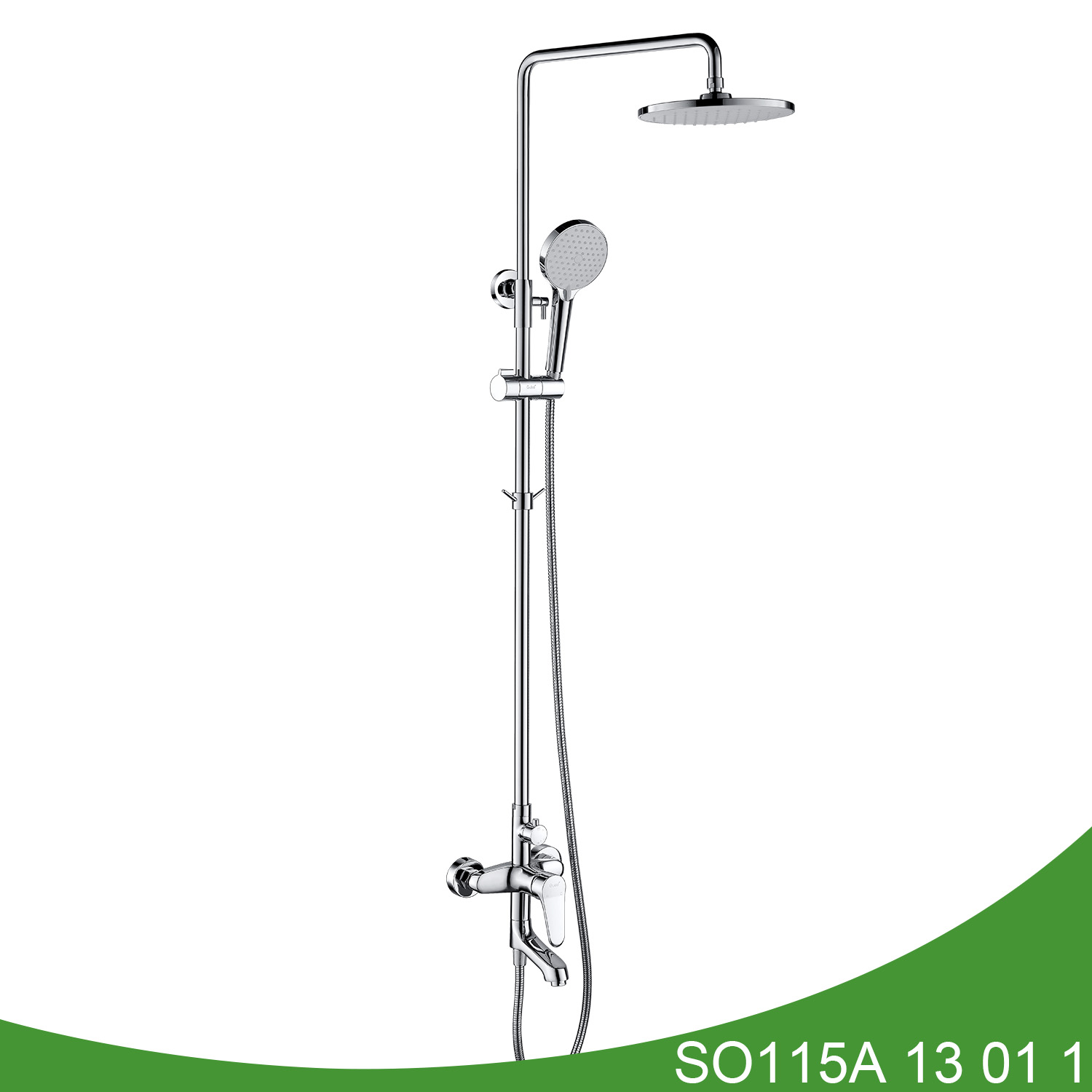 Exposed shower set SO115A 13 01 1