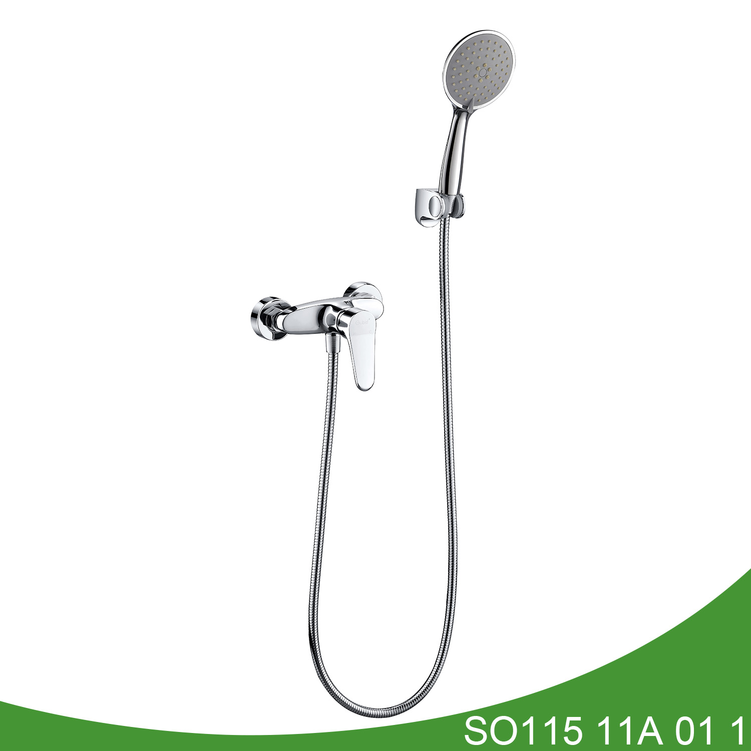 Exposed shower set SO115 11A 01 1
