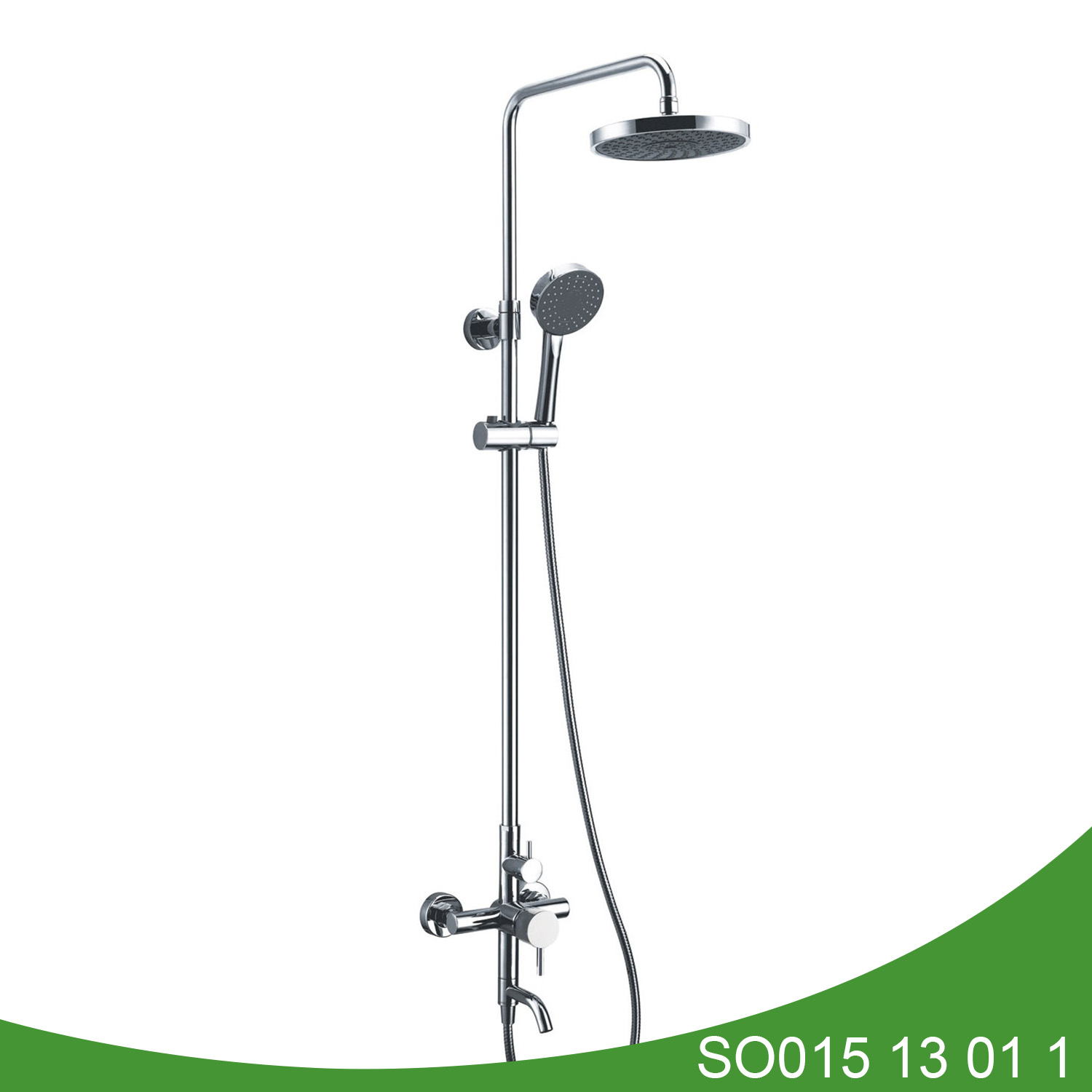 Exposed shower set SO015 13 01 1