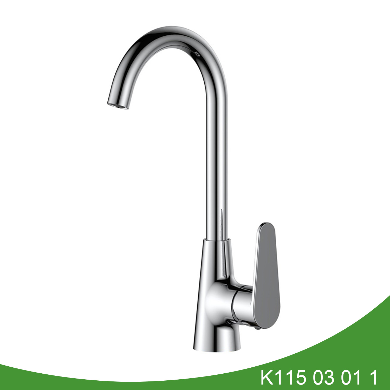 Single handle kitchen tap K115 03 01 1