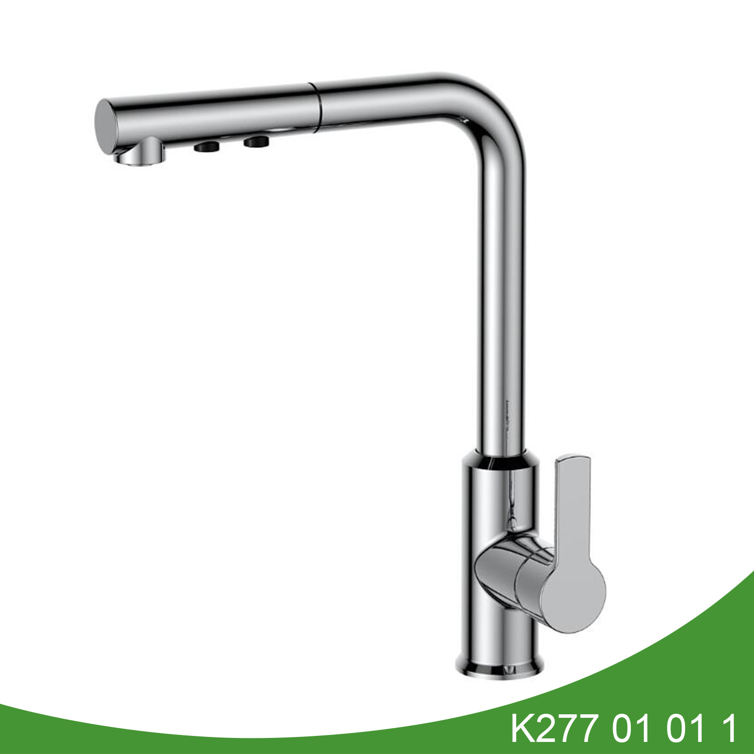 Pull out kitchen tap K277 01 01 1