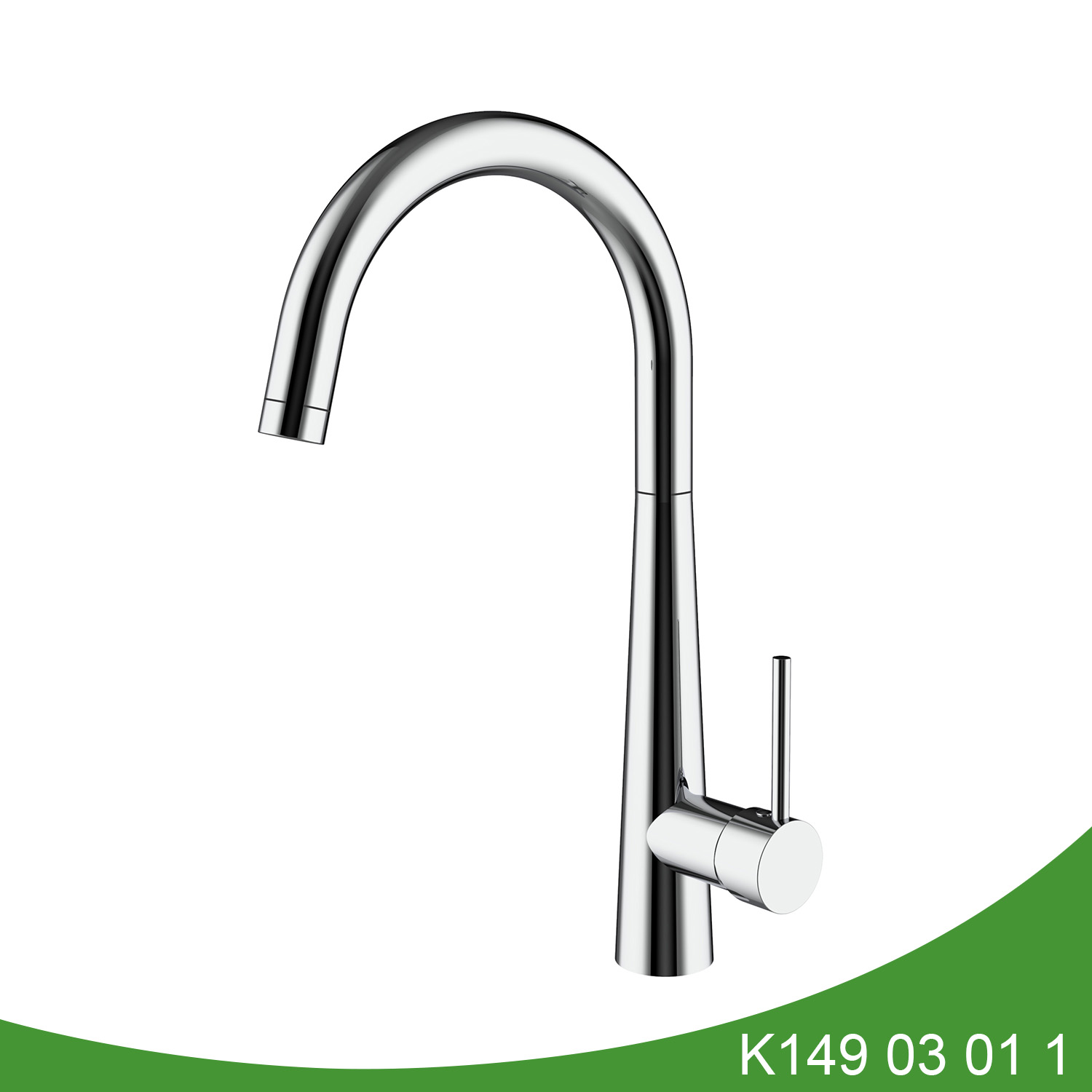 Single handle kitchen tap K149 03 01 1