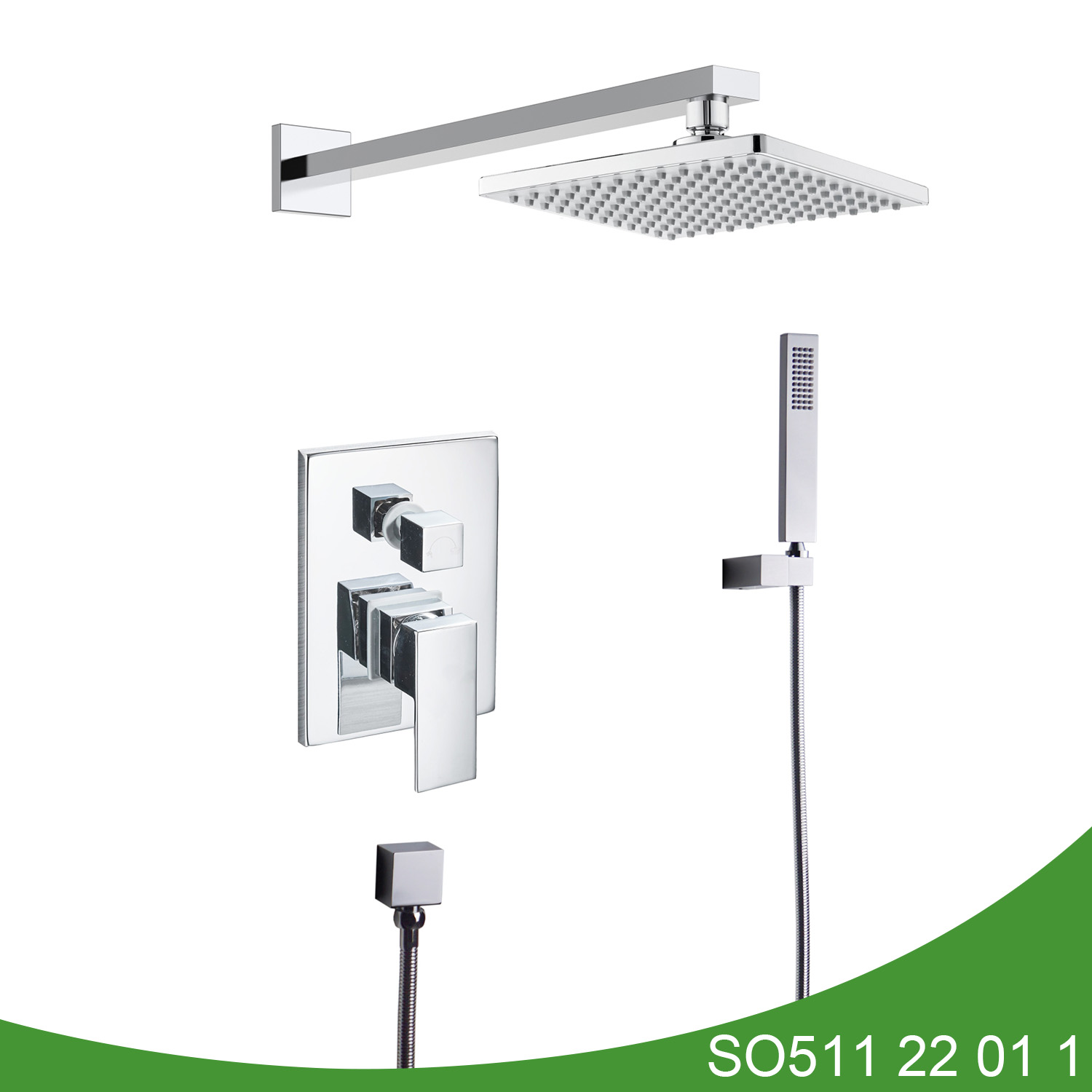 Hot and cold shower set SO511 22 01 1