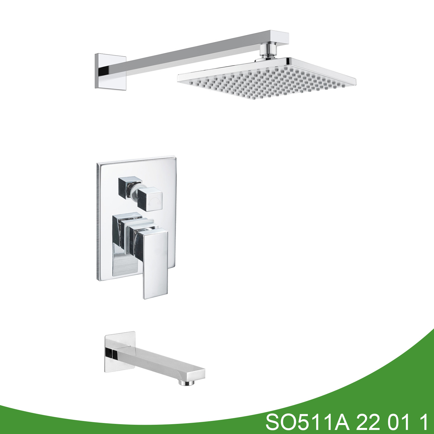 Hot and cold shower set SO511A 22 01 1