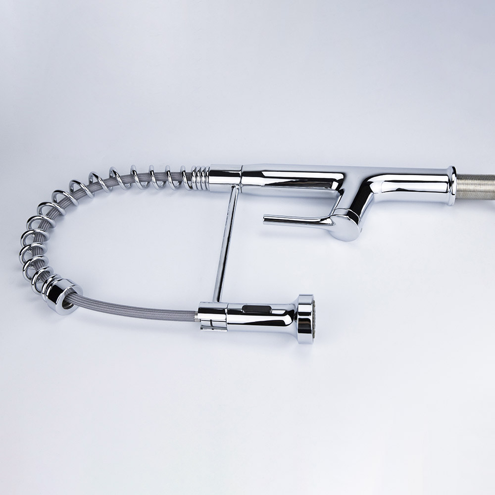 Pull spring kitchen faucet K541 02 01 1