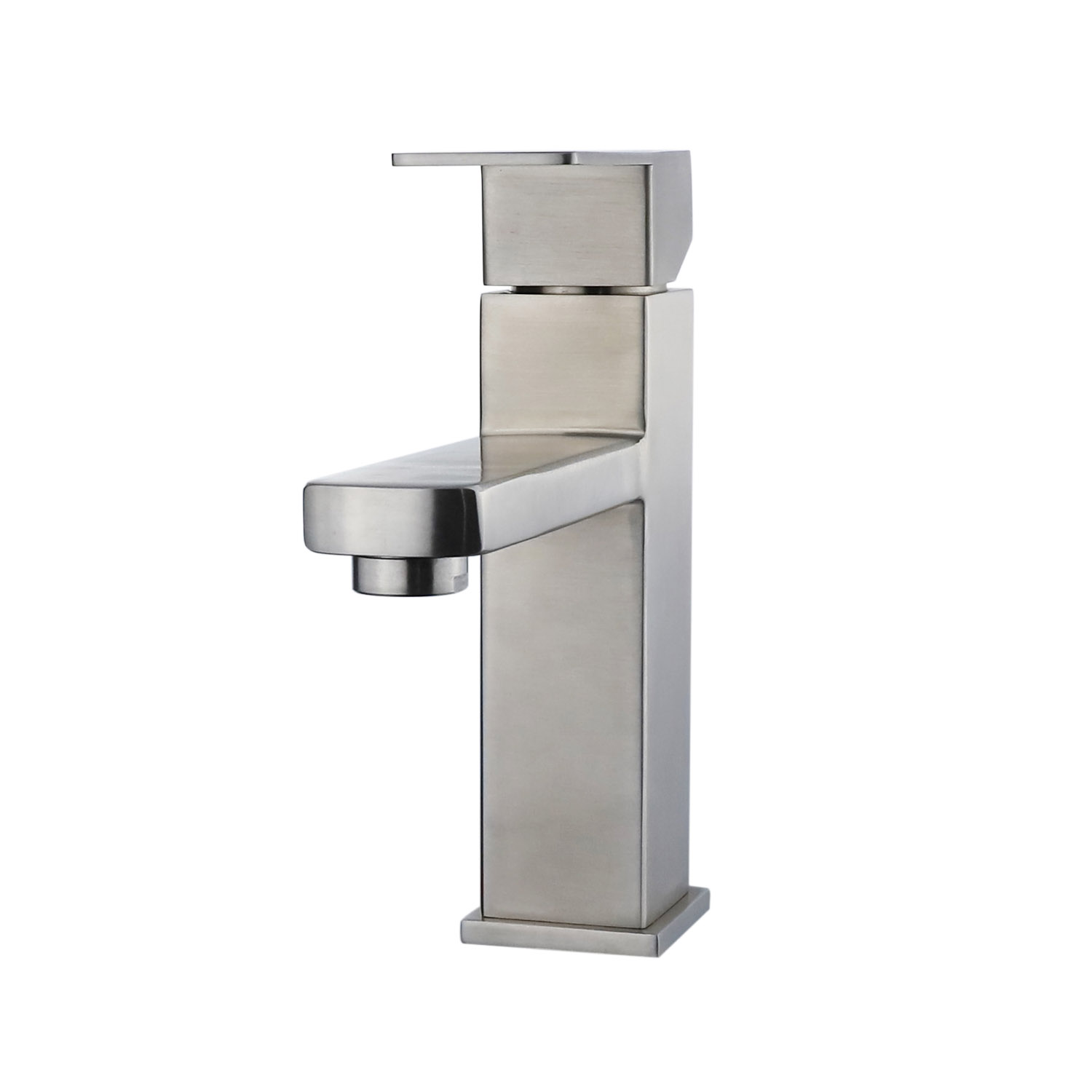 Single handle stainless steel basin faucet B206 01 16 2