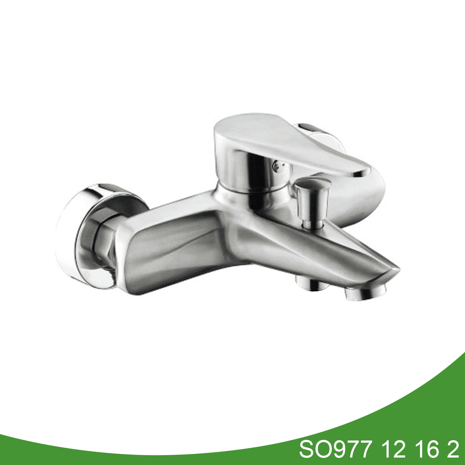 Stainless steel shower mixer SO977 12 16 2