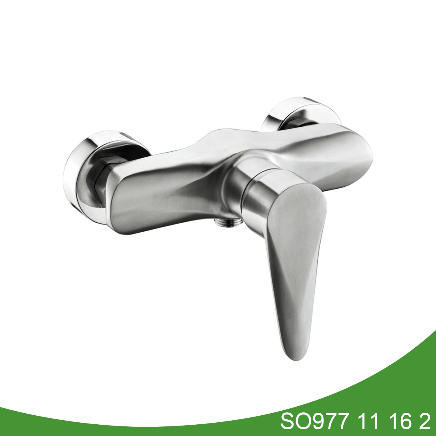 Stainless steel shower mixer SO977 11 16 2