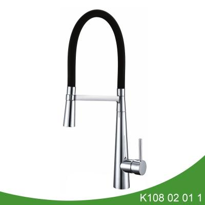 UPC pull down sink faucet
