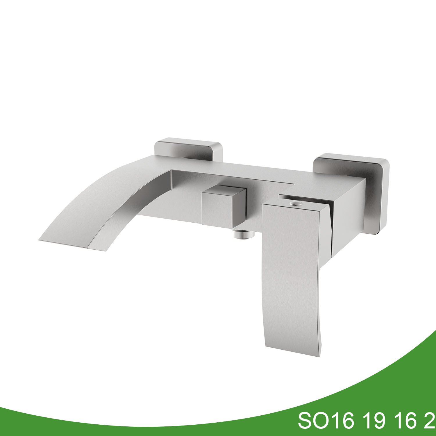 Exposed shower mixer S016 19 16 2