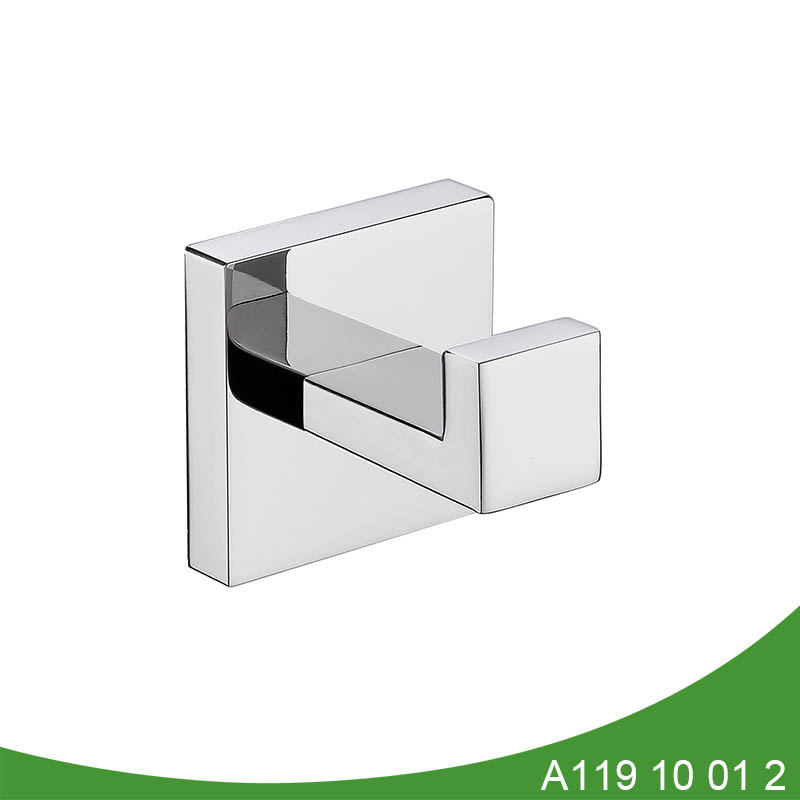 Stainless steel robe hook A119 10 01 2