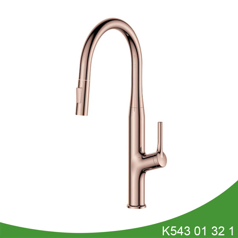 Pull out kitchen faucet K543 01 01 1