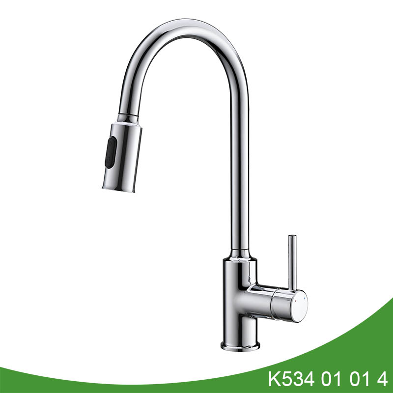 Pull out kitchen faucet K534 01 01 4