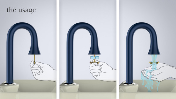 little twist faucet